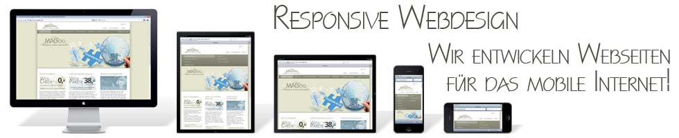 Responsive Webdesign - framework, Grid-Layout